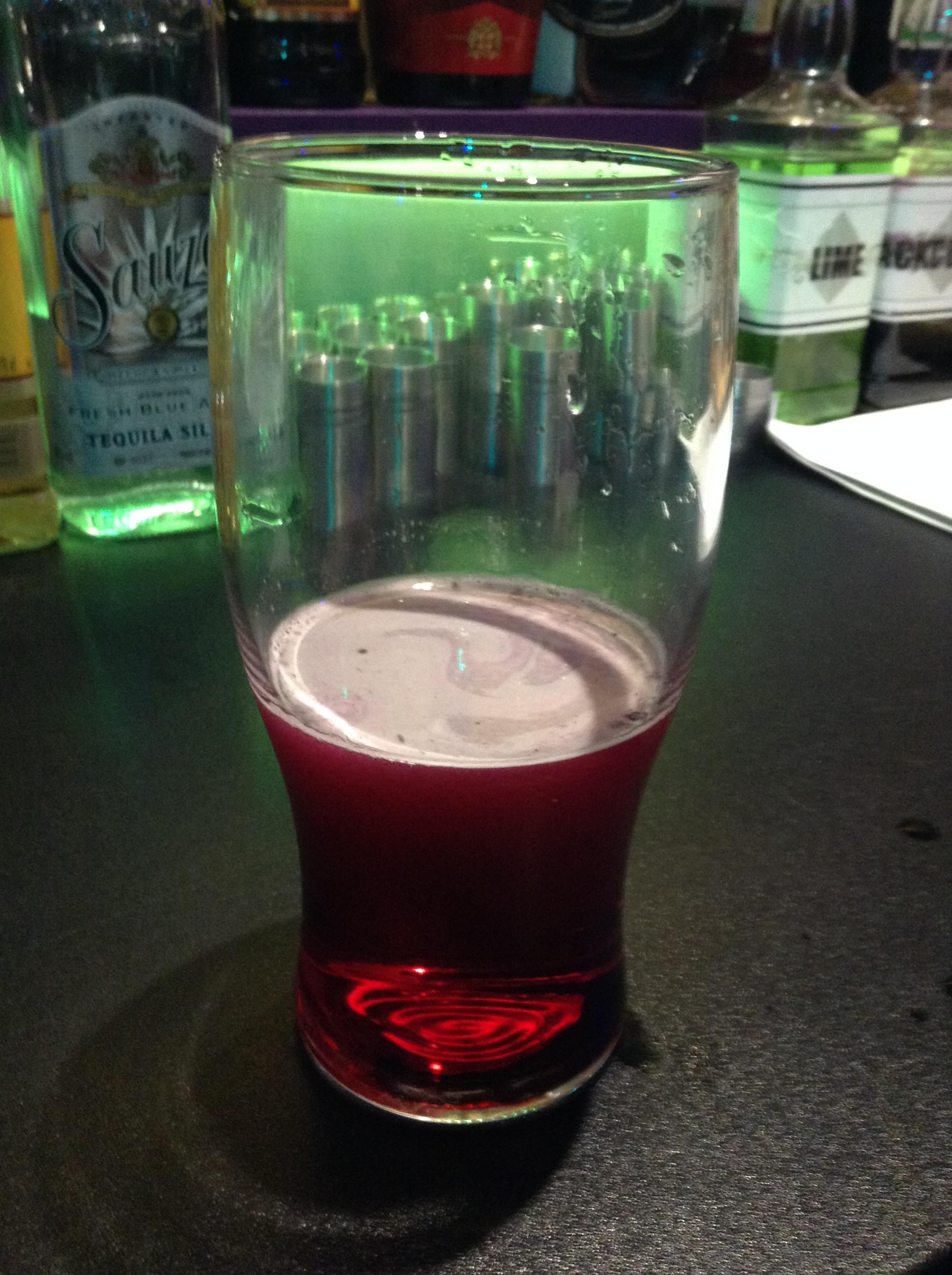 purple drink aye