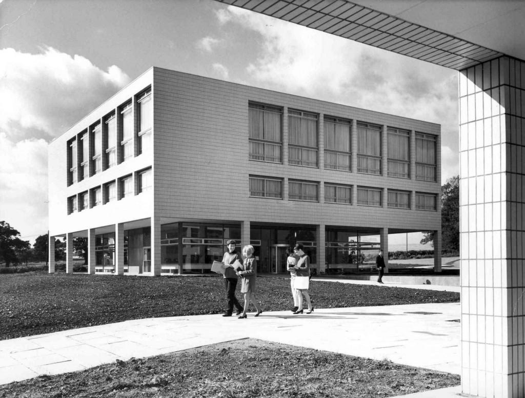 Warwick University 1967