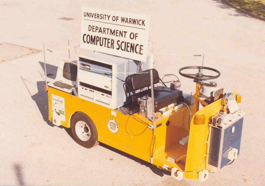 Warwick's computer science in 1980.