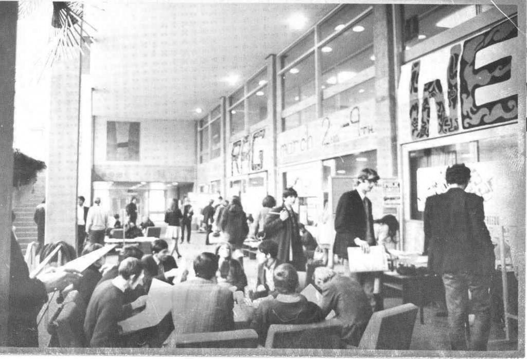 1970s Rag Week