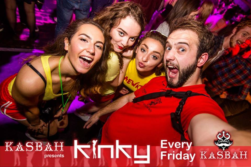 clubber of the week - photographer gets involved