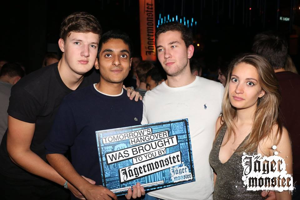 serious clubbers