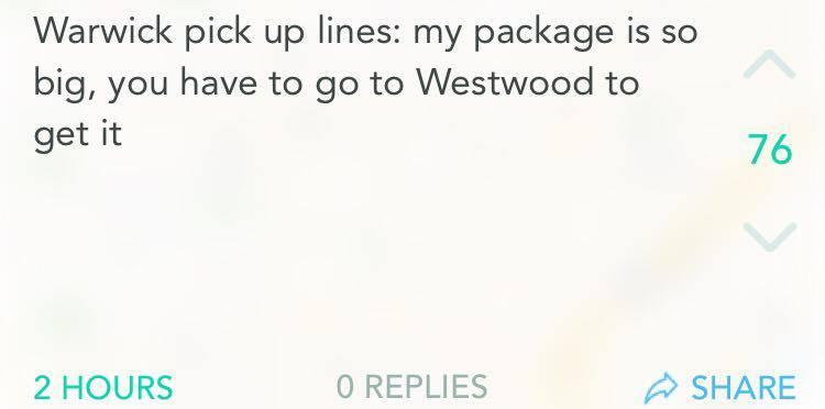 Westwood banter