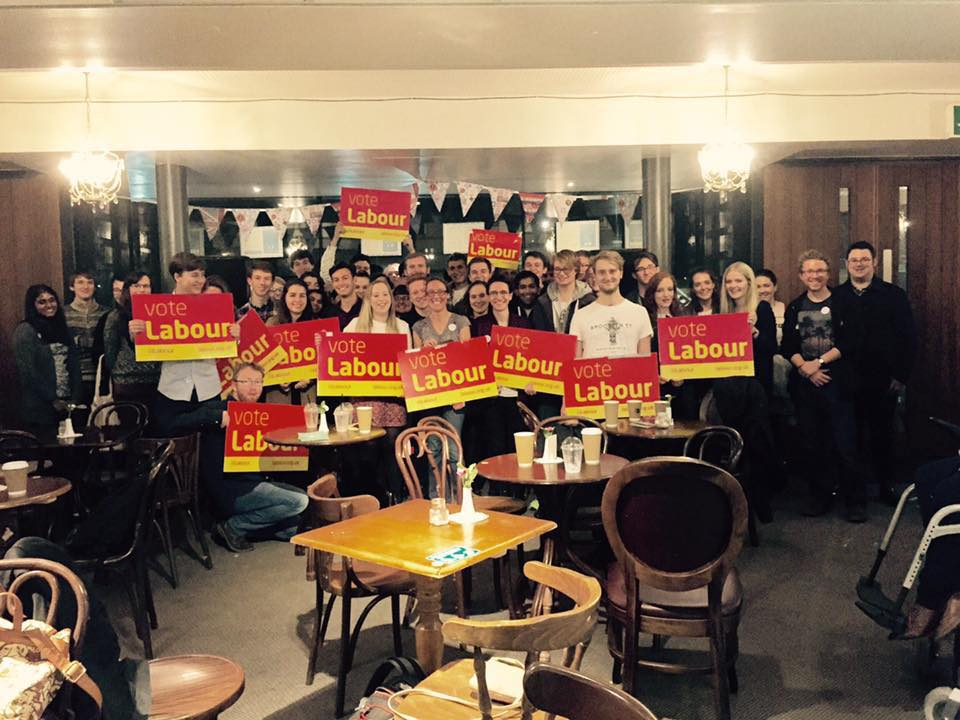 Warwick Labour have been extremely busy campaigning and creating the open letter.