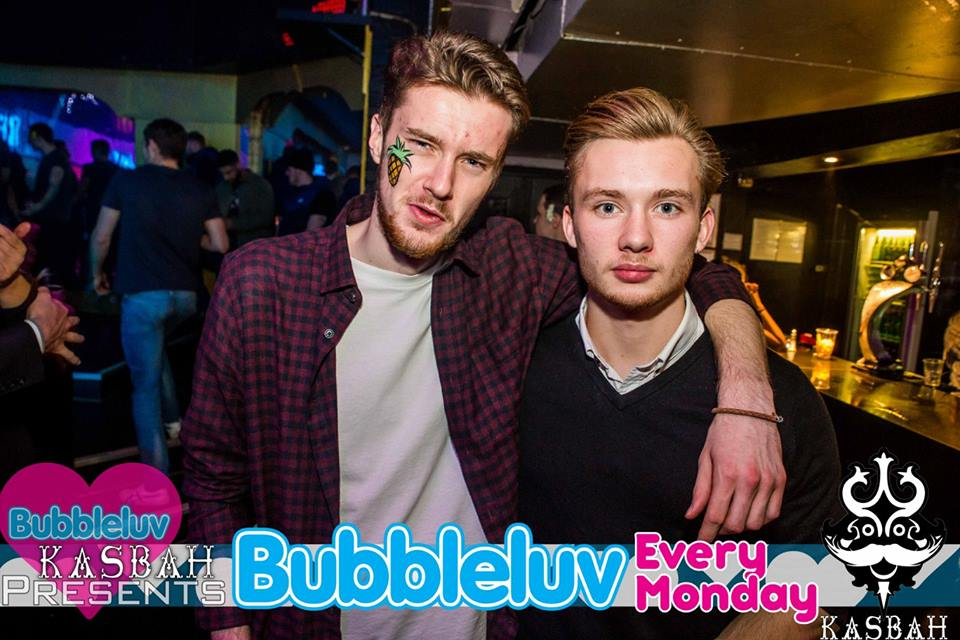 serious clubber