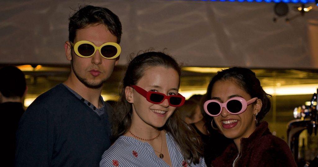 Image may contain: Goggles, Glasses, Accessory, Sunglasses, Accessories, Human, Person