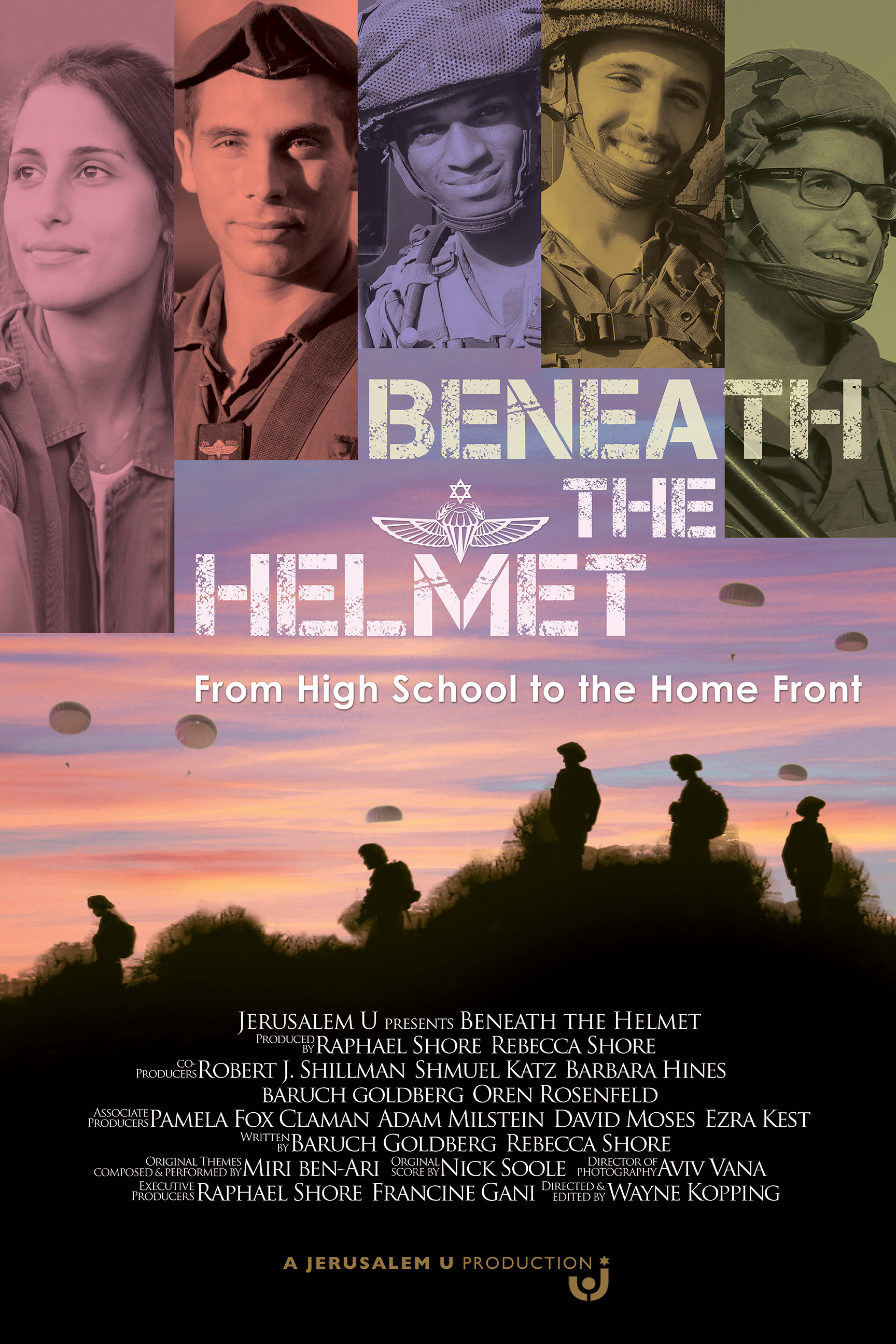 Official_'Beneath_the_Helmet'_Poster
