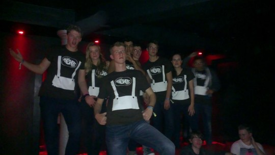 Fibbers nights won't be so alternative if we keep dressing like this...