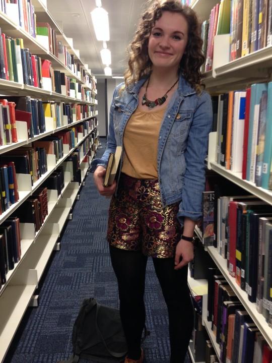 Alex, MA in English literature