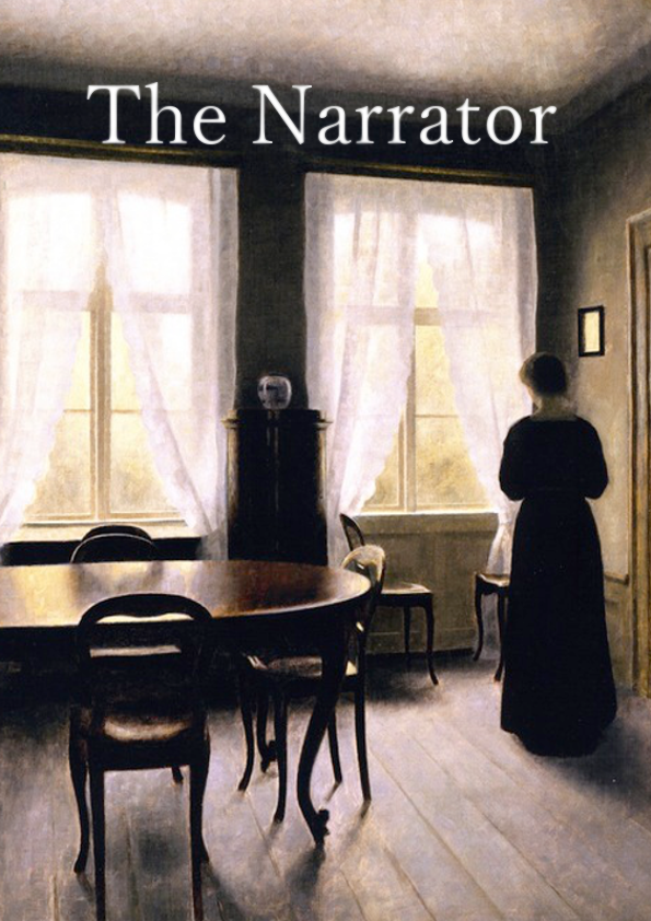 The Narrator, critical and creative writing journal