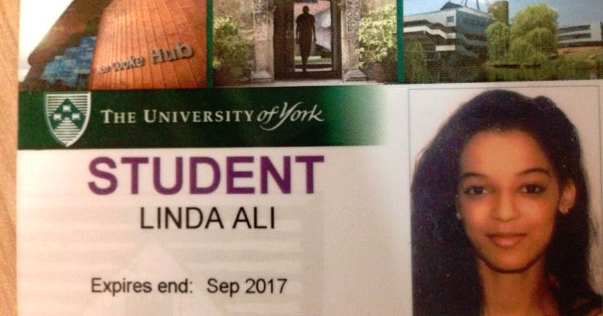 Do You Look Like Your Student ID