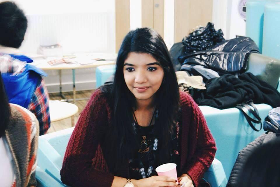 Zohra Khan is the YUSU Disabled Students' Officer