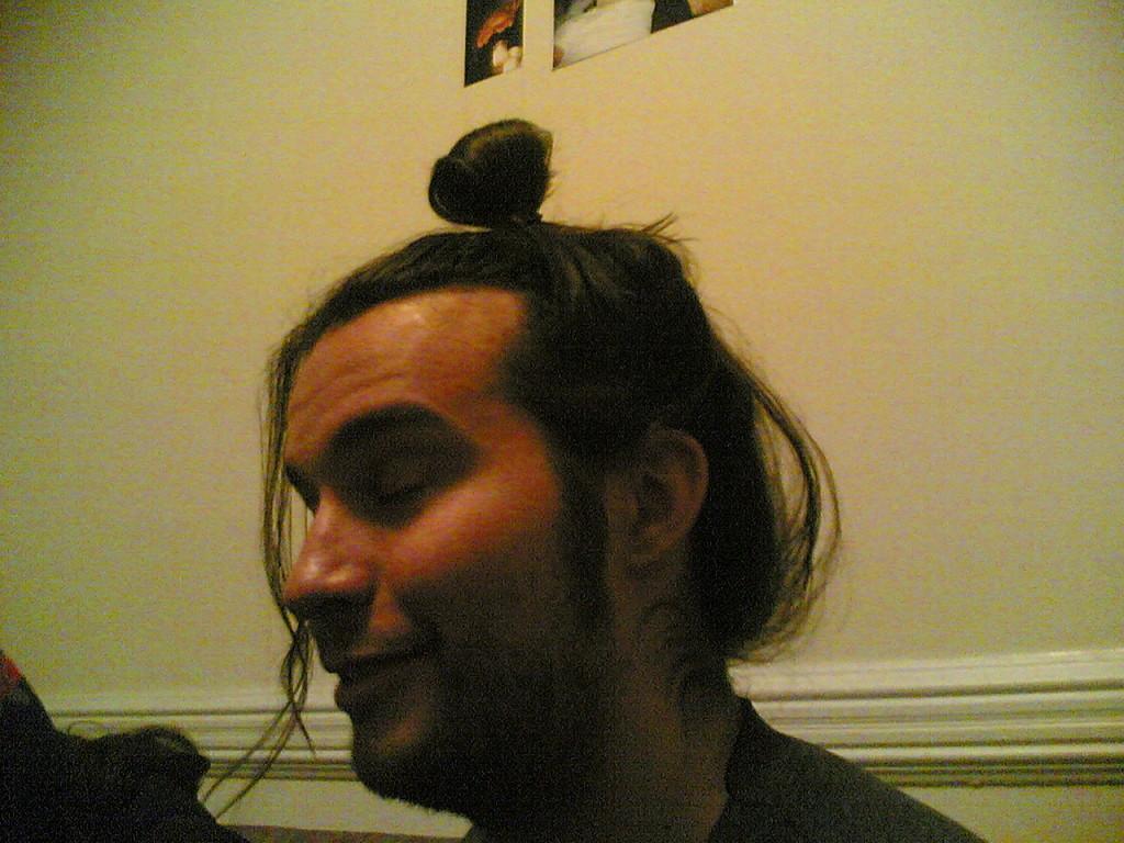 Haircut trash - a new choice of youth
