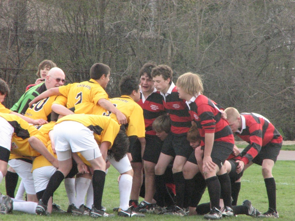 Football will always be better than rugby