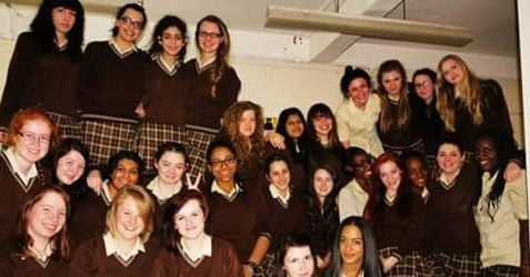 newcastle single catholic girls Sacred heart high school is a secondary school with academy status for girls it is located on fenham hall drive in newcastle upon tyne , england  sacred heart high school.