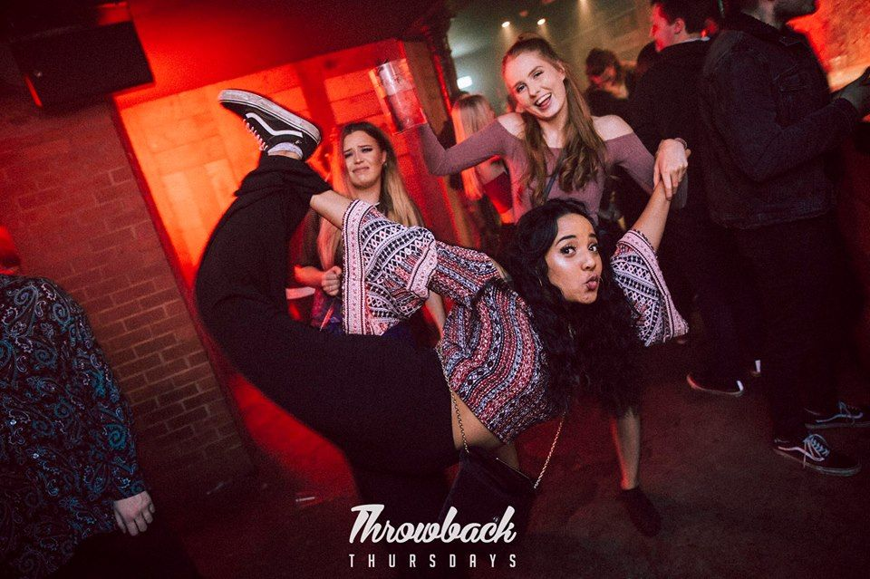 Image may contain: Party, Night Club, Club, Dance Pose, Leisure Activities, Person, Human