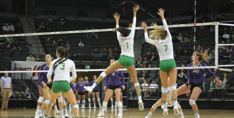 Meet the volleyball team, the unsung heroes of Oregon ...