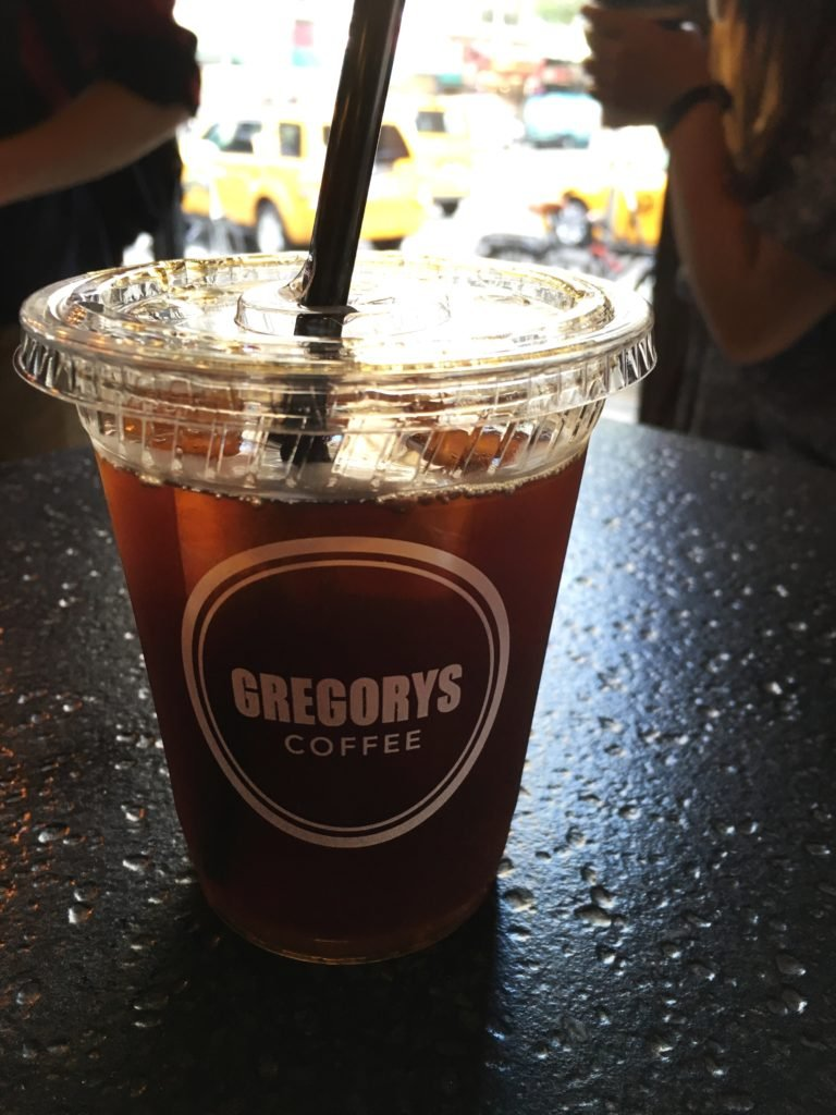 Gregory's Cold Brew
