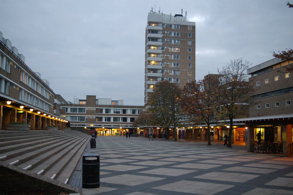 Alex Square looking just as dangerous back in '07