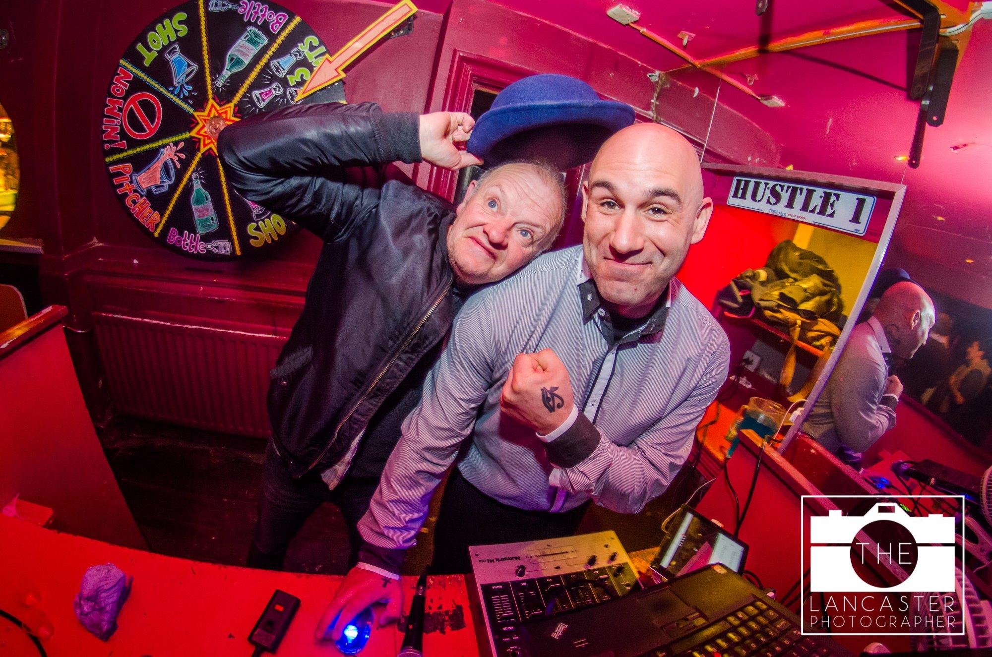 Hats off to DJ Wez