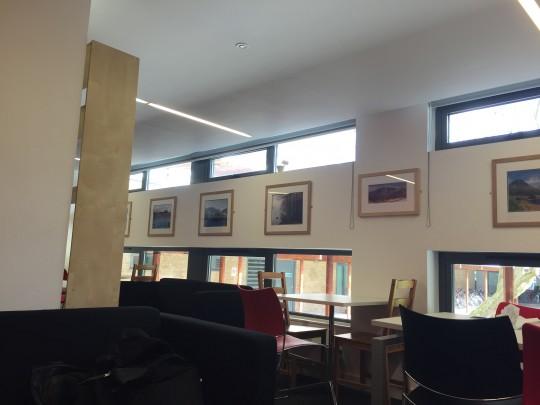 Bowland off-campus room