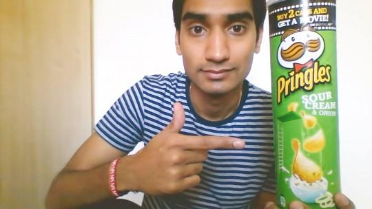 Pringles though...