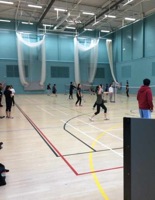 The move applies to all clubs that rely on the Sports Centre facilities.