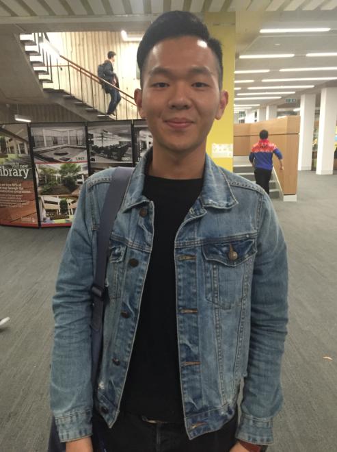 Ho Yeung, 19, Psychology