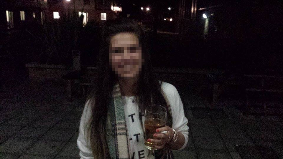 Mel, 20, Late last night, 9/10, 'he has a nice stubble'
