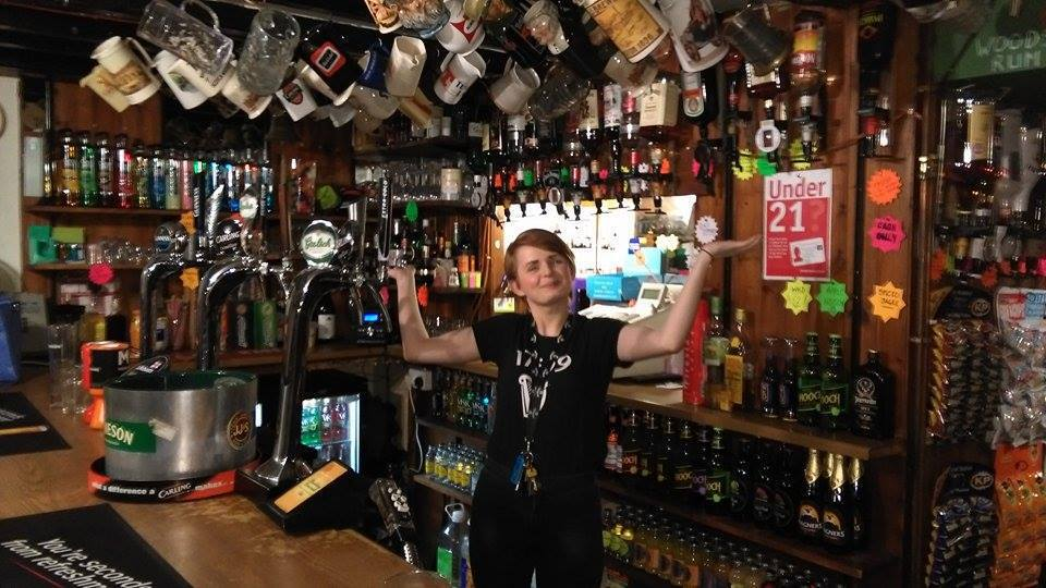 You'd be surprised how much you can learn working on a bar