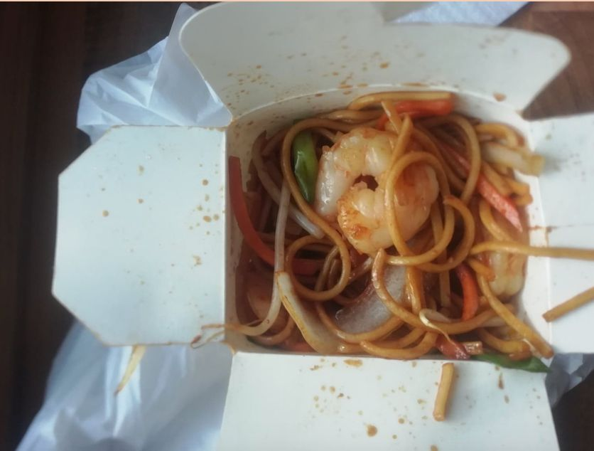 Image may contain: Ice Cream, Cream, Dessert, Creme, Home Decor, Noodle, Food, Spaghetti, Pasta