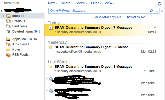 dating spam emails The very act of replying to a spam email confirms to spammers that your email address exists how to spot spam spam emails may feature some of the following warning signs:.