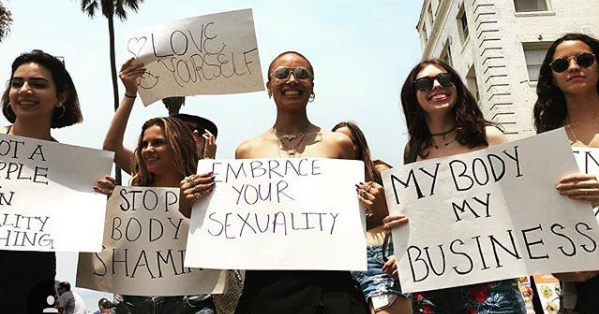 All The Best Feminist Protest Signs Of - 23 hilarious signs from people who know how to protest properly