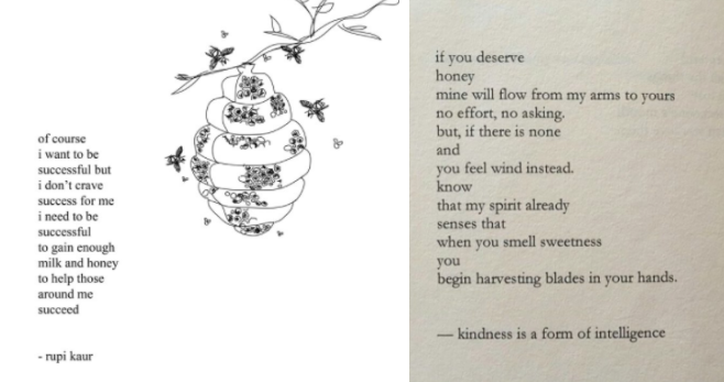 Did Rupi Kaur Plagiarize Parts Of Milk Honey From This Tumblr Poet