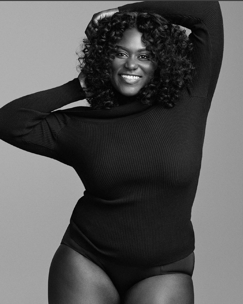 Danielle Brooks, a role model for Black girls, letting them know their bodies are perfect as they are