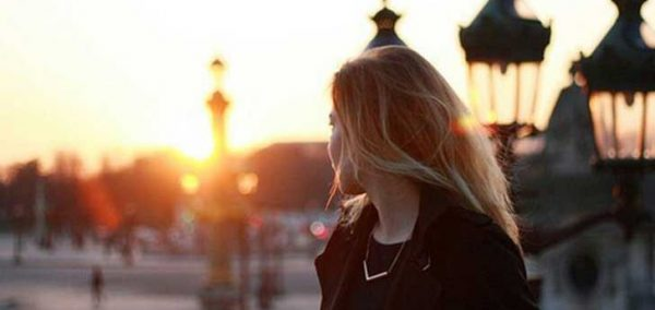 Image may contain: Woman, Female, Blonde, Sunlight, Light, Flare, Human, Person, People