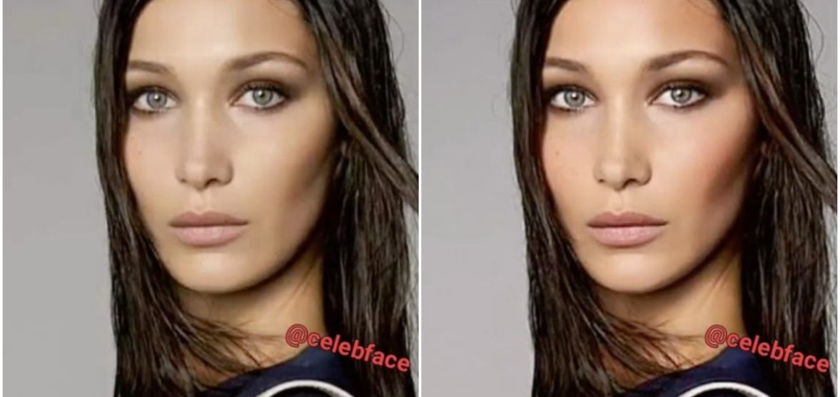 Celebrity Instagram Photoshop Fails and Scandals.