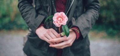 Image may contain: Ornament, Flower Bouquet, Flower Arrangement, Rose, Plant, Flower, Flora, Blossom, Person, People, Human