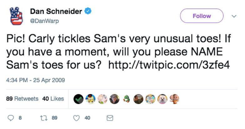 Those troubling Dan Schneider rumors haven't gone away