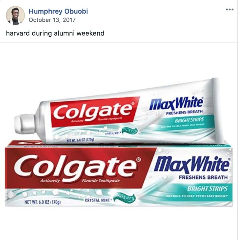 Image may contain: Toothpaste