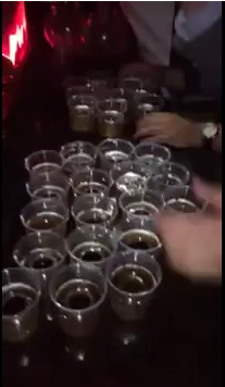 Sheff Student Downs 20 Jagerbombs In One Minute