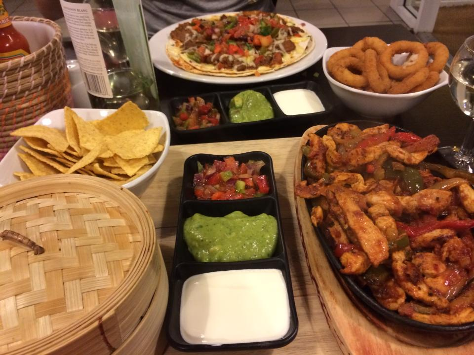 Mexican Food In Durham Uk