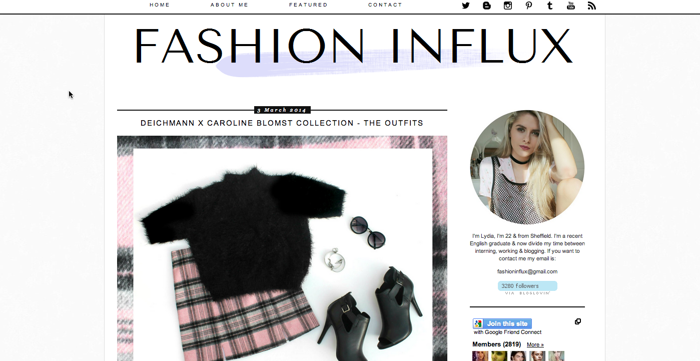 Top 5 Sheffield Fashion Blogs
