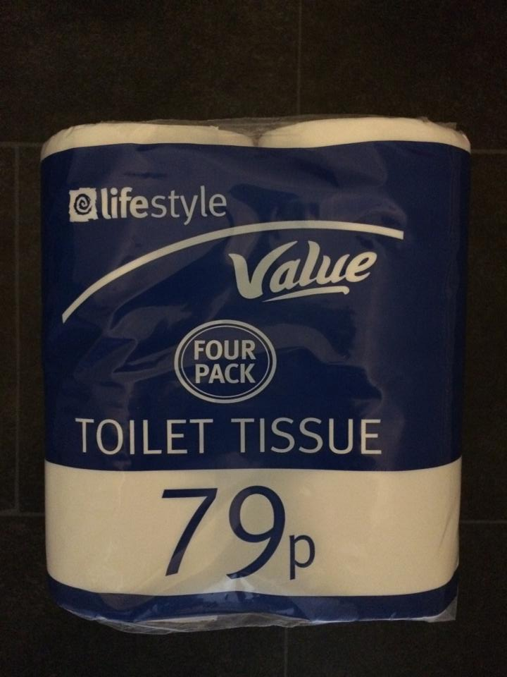 The dark horse of toilet roll