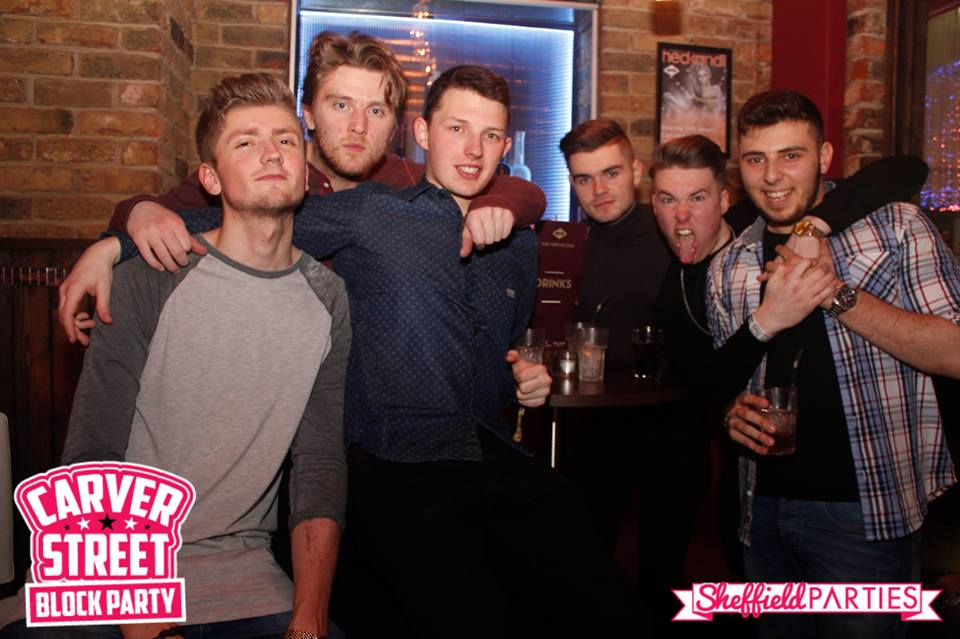 Sheffield's answer to One Direction