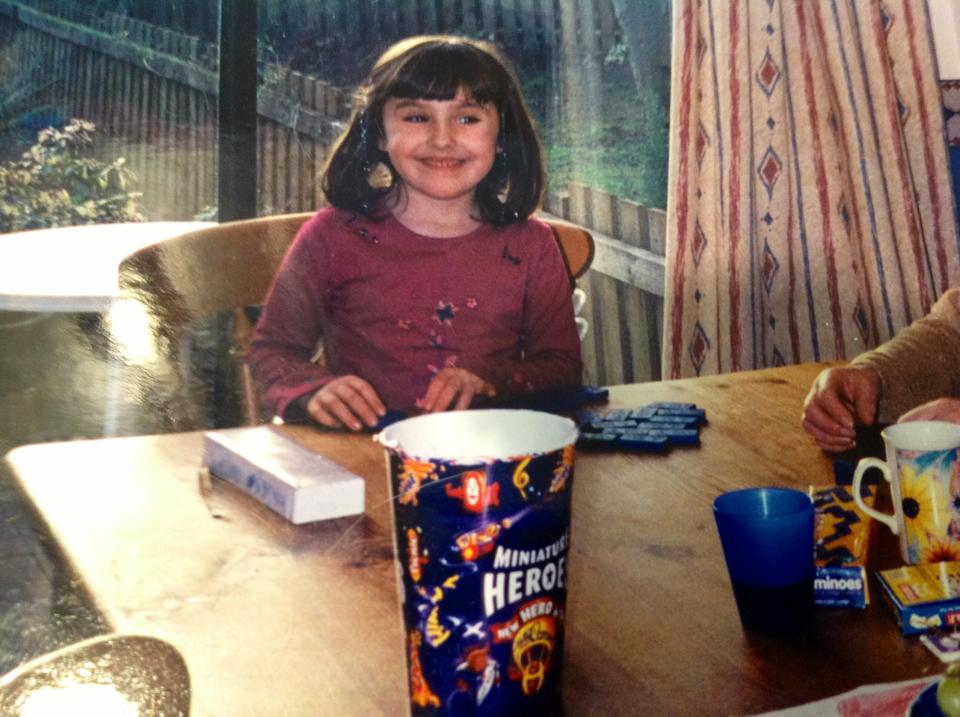Always loved the sweets