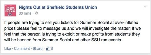 Big claims from the ticket police