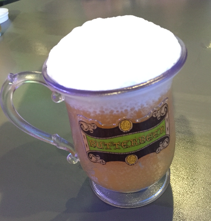 """""""Who wants a butter beer?"""" said no one ever"""