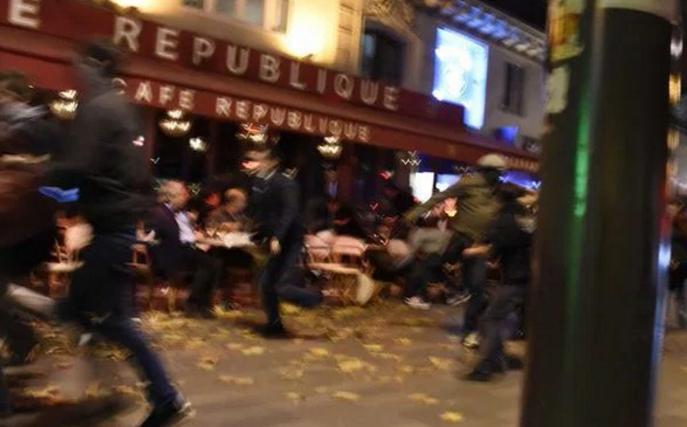The horrifying attacks in Paris on Friday