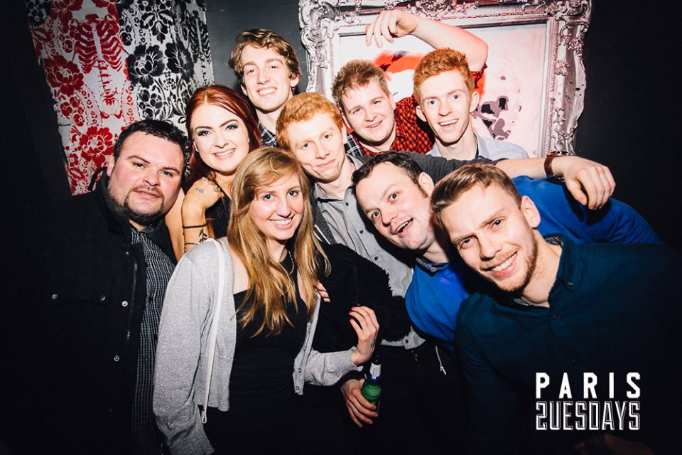 """""""the more gingers in your friendship group the better"""" - these guys"""